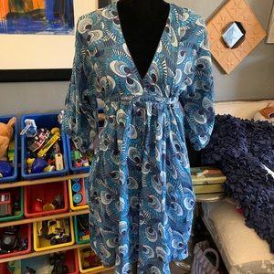Antik Batik Dresses - Anthropologie antik batik boho dress
